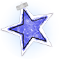 A shiny blue star called 'Spica'